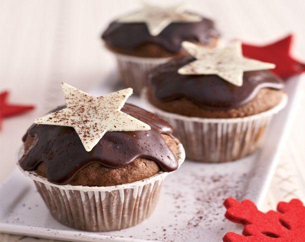 Ganz schön raffiniert - Lebkuchen-Muffins.