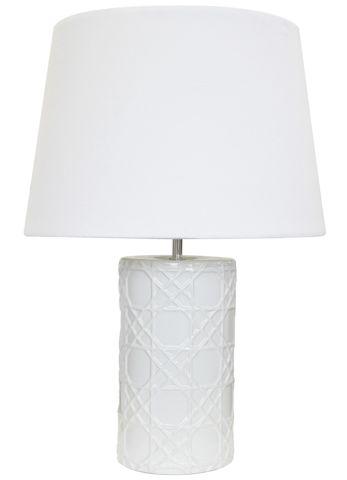 Trellis Lamp White - Complete Pad ®