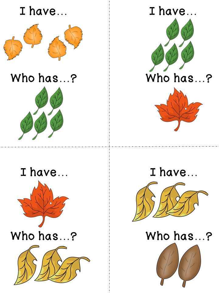 This #fall #vocabulary #game provides opportunities for #prek  (#preschool), #kindergarten, and #gradeone children to practice identifying and naming items that can be found, and activities that people do, in the #autumn season.  Practice #sorting the cards.  What was your sorting rule? (Available in Print Letters or Sassoon Font.)