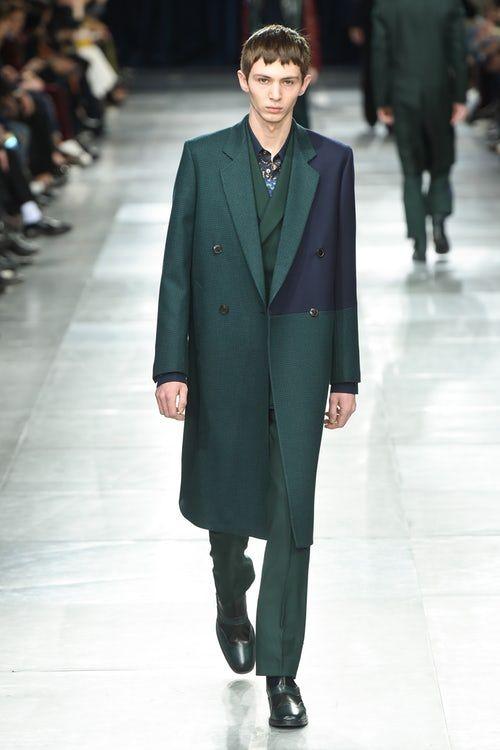 Paul Smith | Menswear - Autumn 2018 | Look 14