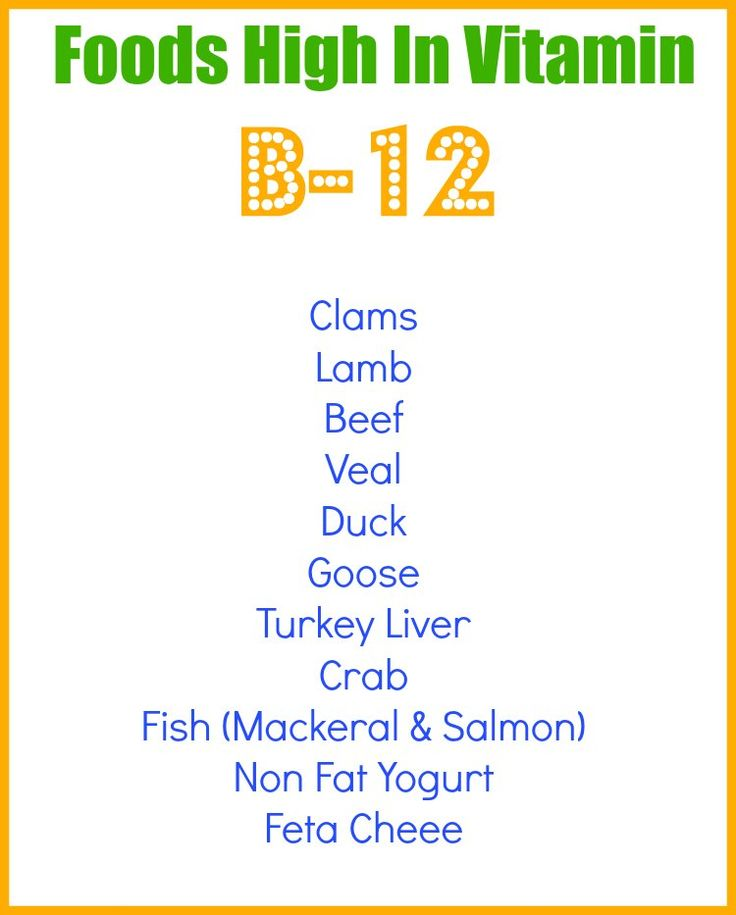 25+ best ideas about B12 Foods on Pinterest | Vitamin b12 ...