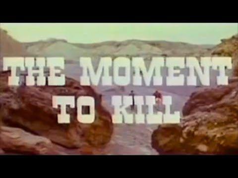 The Moment to Kill (1968) George Hilton, Walter Barnes, Horst Frank . Spaghetti Western