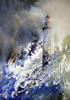 Eliane JOOSTEN - Aquarelliste - Galerie : Autres pays