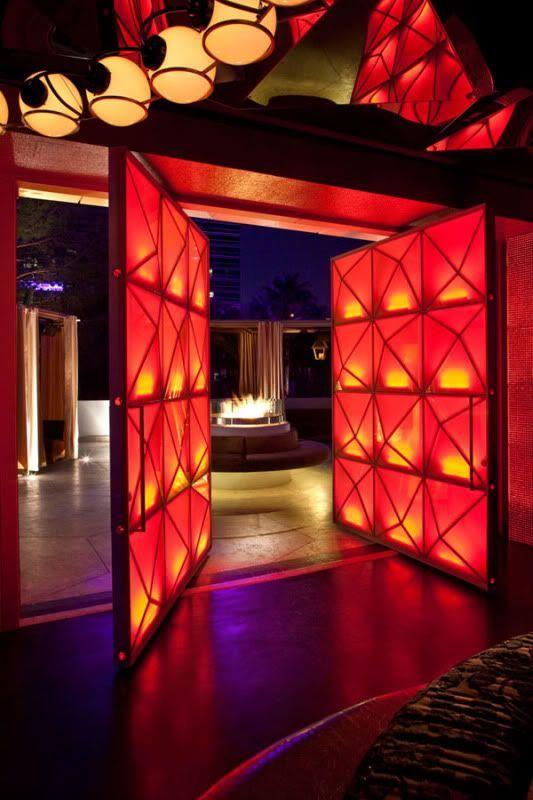 Vanity Night Club. Vegas. #nightclub #interior #design                                                                                                                                                                                 More