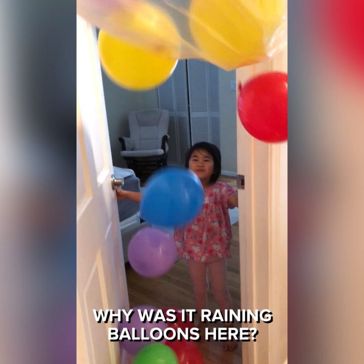 4 Ways To Surprise People You Care About #gifts #balloons #surprises #DIY