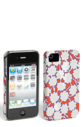 I really like this iphone case.  Diane von Furstenberg vintage print, hard shell.: Iphone Cases, Iphone 4S, Nordstrom, Printed Iphone, Diane Von Furstenberg, Saffiano Printed, Furstenberg Saffiano