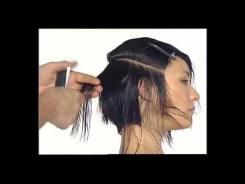 Удлиненное каре с челкой и без челки: фото модных стрижек. Стрижка боб каре с челкой стрижка каре на короткие волосы
