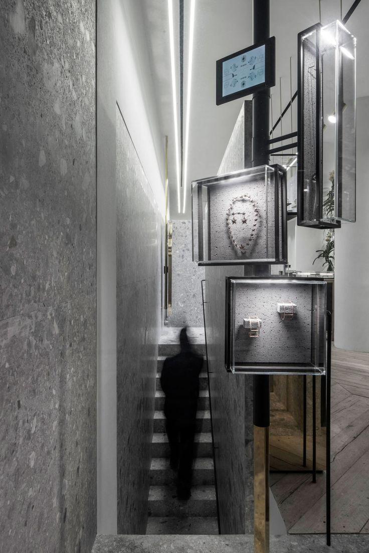 Kois Associated Architects, Giorgos Sfakianakis · Ileana Makri Store · Divisare