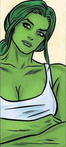 She-Hulk - Mike Allred