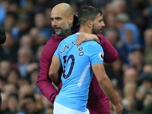 Pep Guardiola: 'Sergio Aguero record is special' #Manchester_City #Football #310115