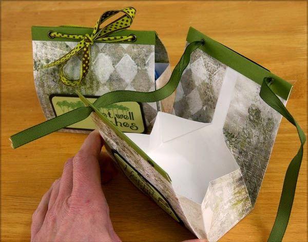 How to Make a Mini Gift Box