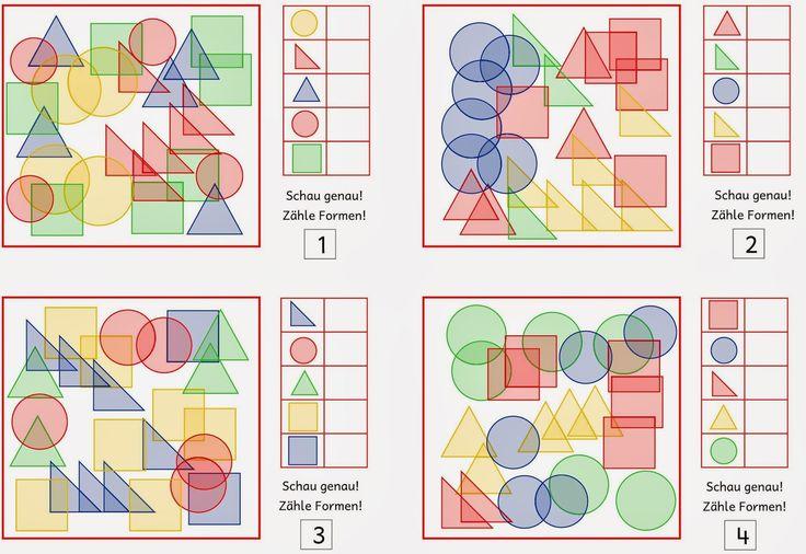 Lernstübchen: Formen zählen (2)