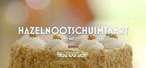 Heel Holland bakt 2015 hazelnootschuimtaart heerlijkheid