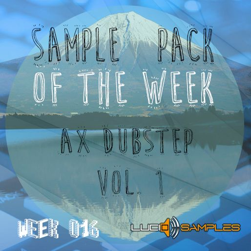 Sample Pack of the Week (016) AX Dubstep Vol. 1 / Description: Contains 10 construction kits to create Dubstep music from light climate to hard one which is on the edge of being overdriven. The characteristic thing about each set of samples is that the sounds have been carefully selected and the arrangements as well but in technical way. Link: http://www.lucidsamples.com/dubstep-sample-packs/180-ax-dubstep-vol-1.html #dubstep
