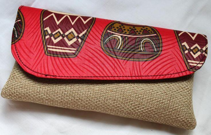 Dikwe Bags - Produzidas artesanalmente com sacos de embreagem em Nairobi, no Quênia.