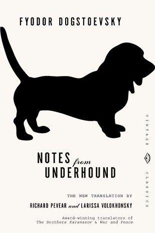 Literary Pun Dog Names