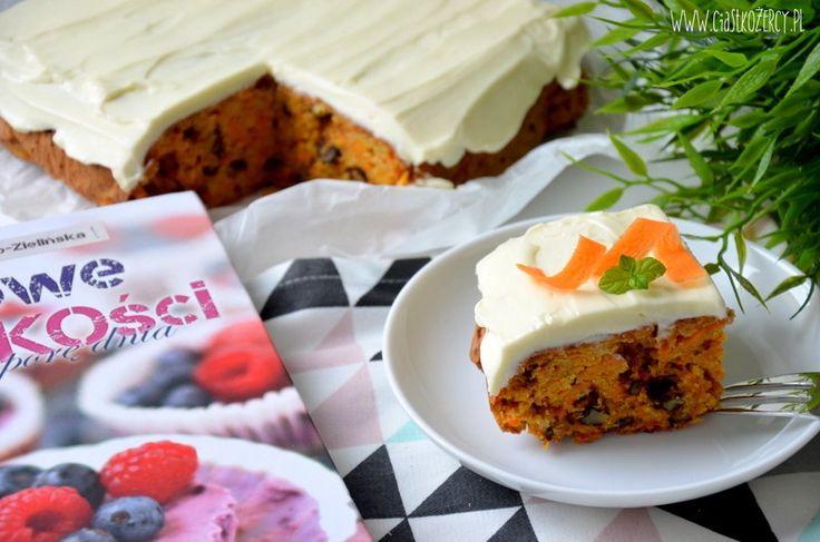 Bezglutenowe ciasto marchewkowe / Gluten free carrot cake