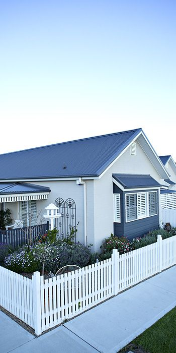 COLORBOND ROOF as seen on Wongawilli Street, Tullimbar Village.