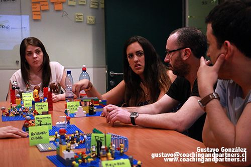 Construyendo la visión compartida de la salud pública en Chile con LEGO® Serious Play®