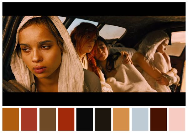 Mad Max: Fury Road (2015), dir. George Miller