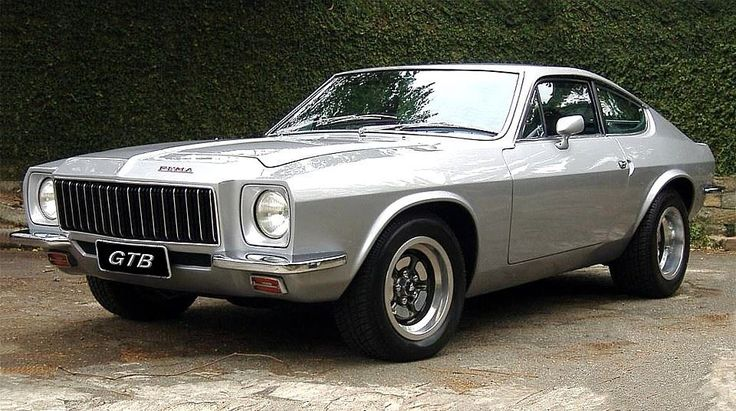 Puma GTB 1978