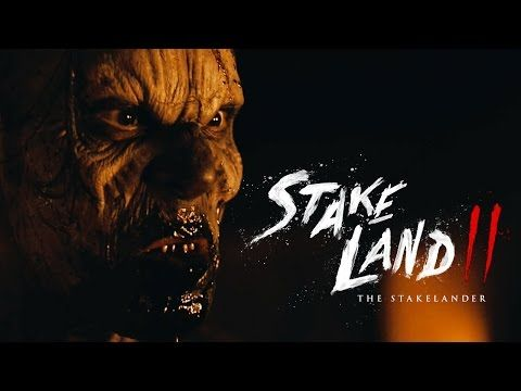 Stake Land II (2017) - Trailer - Connor Paolo, Nick Damici | Horory | Trailery