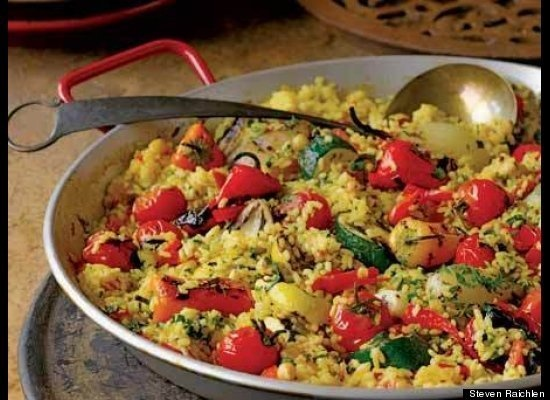 Paella Recipes: 9 Ways To Make The Spanish Dish including a vegetarian version