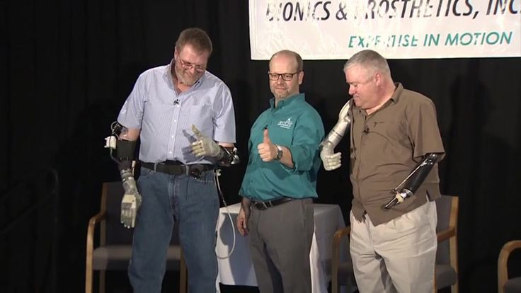 #Manchester, NH scientists debut bionic arm - Boston News, Weather, Sports | WHDH 7News: Boston News, Weather, Sports | WHDH 7News…