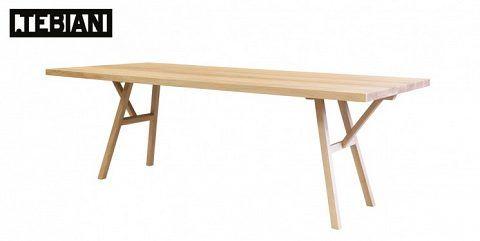 .Tebian Cross-pöytä