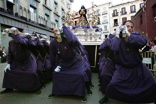 Easter 2014, #Madrid
