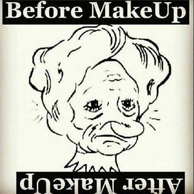 The power of makeup #hudabeautymemes
