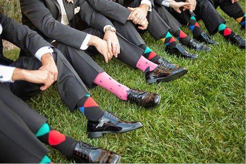 The Charm of Luxury: Calze da uomo style e regole