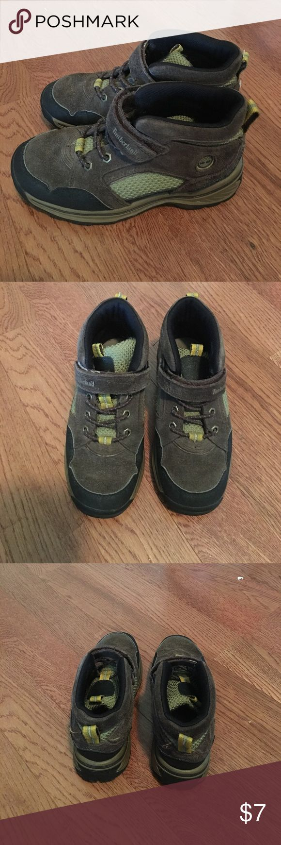 Timberland boots youth size 1 Good but good condition Timberland Shoes Rain & Snow Boots