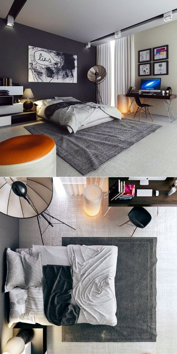 Bedroom Ideas Men best 20+ men's bedroom decor ideas on pinterest | men's bedroom