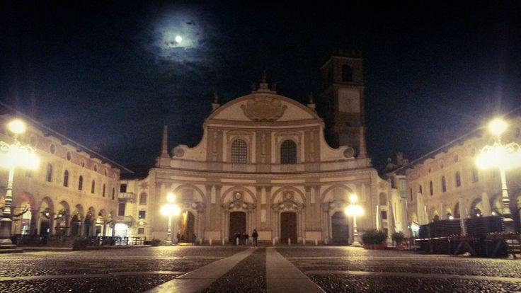 Vigevano #vigevano #pavia #lombardia #castello_sforzesco #italia