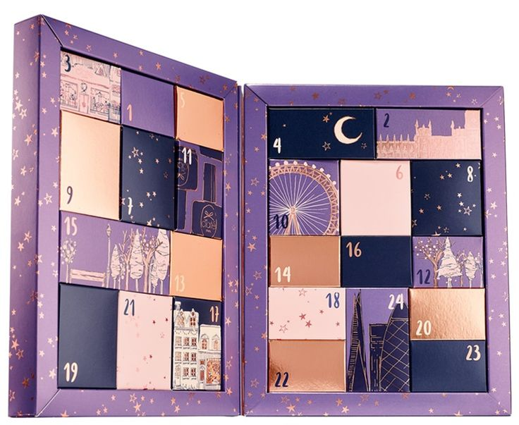 The Holiday Makeup Advent Calendar Road So Far