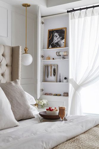 DOMINO:Inside a 550-Square-Foot Apartment with the Best Built-In Storage