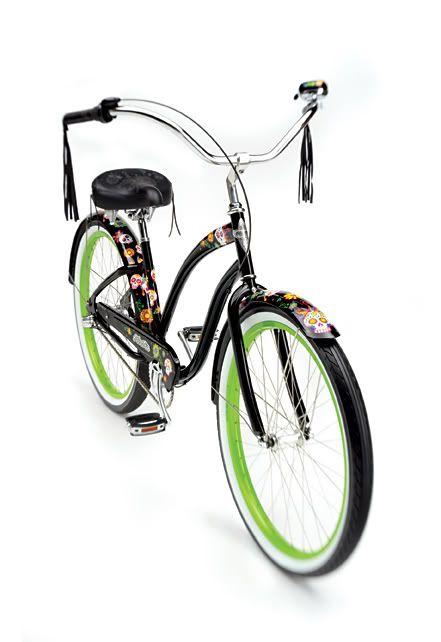 Sugar Skulls - Electra Bike Forums
