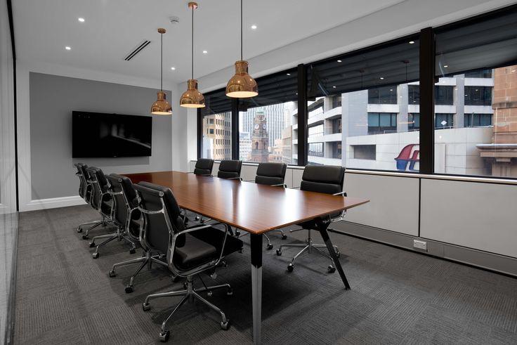 Dart Boardroom Table