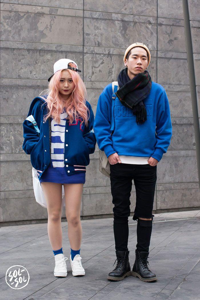 Korean Style Fashion Pinterest