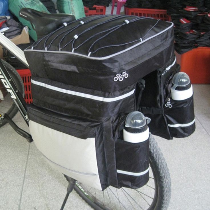 (37.79$)  Buy here - http://aiuux.worlditems.win/all/product.php?id=32242064986 - New Cycling Bike Bicycle Rear Rack Seat Pannier Bag Waterproof   Rain Cover