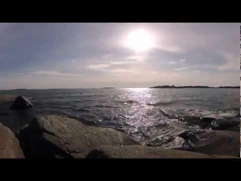 Puukkopaja's crew spent a sunny Saturday photographing and fishing blank in Skattanniemi.  Filmed by http://www.puukkopaja.fi