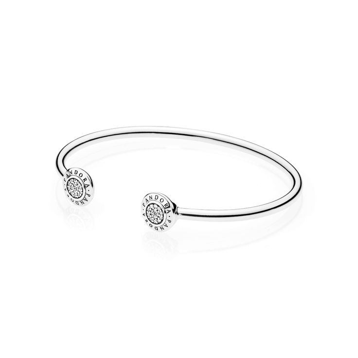 PANDORA | PANDORA Signature Bangle - Added to my collection September 2016