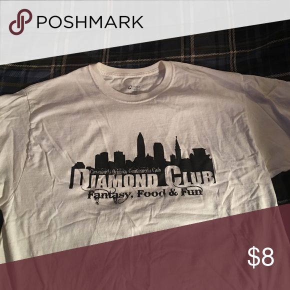 Diamond Men's Club – Gentleman's Club T-Shirt T-shirt purchased from Dia…