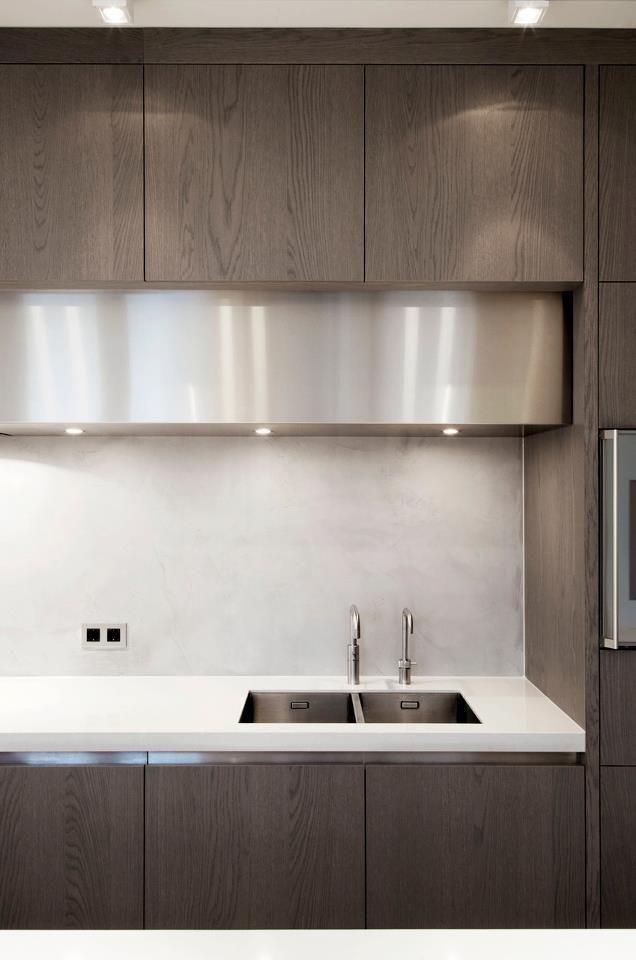 Las 25 mejores ideas sobre cocinas grises en pinterest for Cocinas sobre diseno