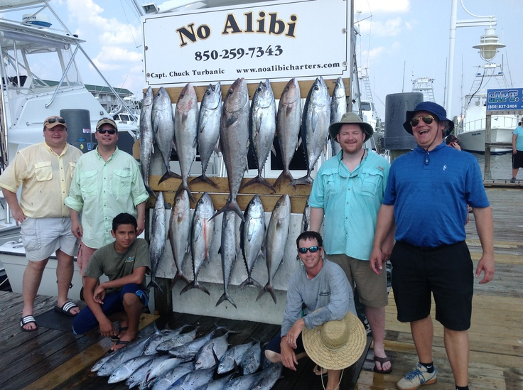 22 best images about the catch fifth amendment deep sea for Destin florida fishing trips