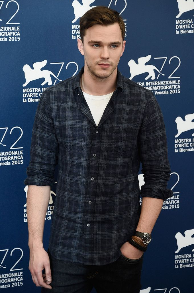 Nicholas Hoult Photos - 'Equals' Photocall - 72nd Venice Film Festival - Zimbio