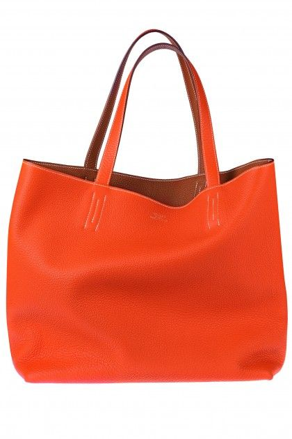 Hermès Reversible Bag this is something i really wished life threw at me!!!