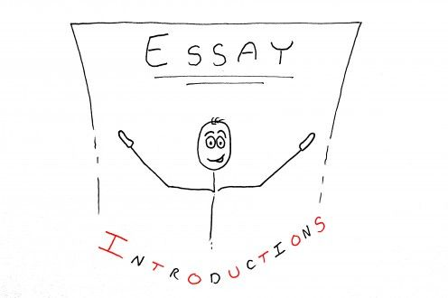 How to write essay introductions.