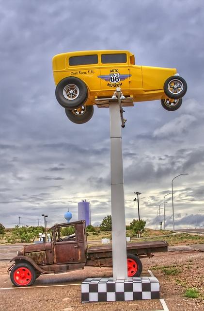 Route 66 Auto Museum, Santa Rosa NM